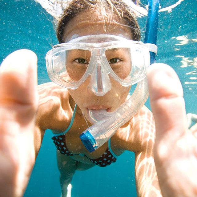Snorkel & Ride-Along
